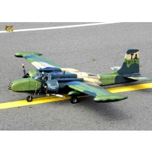 VQ Models - A-26K Counter Invader (25-32 size EP - scale warbird)