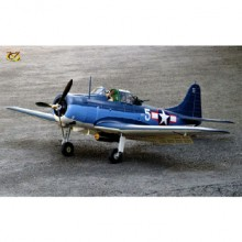 VQ SBD-5 Dauntless ARF (EP/GP)