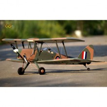 """VQ Tiger Moth DH-82 55"""" (EP/GP) ARF - FOR PRE-ORDER ONLY"""