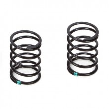 Touring Car Shock Spring Firm Green (2)