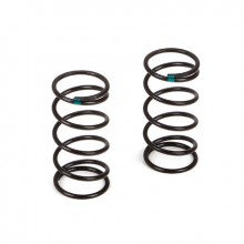 Twin Hammers Front Shock Spring Firm Green (2)