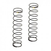 Twin Hammers Rear Shock Spring Soft Yellow (2)