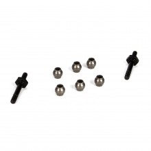 Twin Hammers Pushrod Pivot Balls & Pins