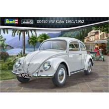 Plastic Kit Revell 1:16 VW Kafer 1951/52 (Technik) 00450