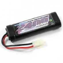 VOLTZ 2400mah STICK PACK 7.2V W/TAMIYA CONNECTOR