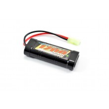 VOLTZ STICK PACK 6 CELL 7.2V NIMH 1700MAH W/MINI TAMIYA