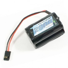 VOLTZ RX SQUARE BATTERY 4.8v 2000mah w/CONNECTOR
