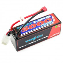 VOLTZ 5000mah HARD CASE 14.8V50C LIPO STICK PACK