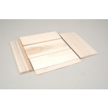 Small Balsa Bundle - 9""