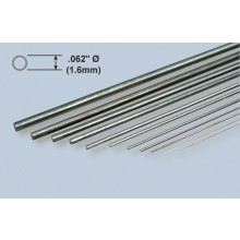 K&S Piano Wire .062 x 36 Inch/1.57 x 914mm (3 lengths per pack)