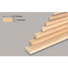 Slec Spruce 1/4x1/4x36 Inches/ 6.35x6.35x914mm