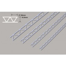 Open Webb Truss-15.9 x 27.95x 300mm