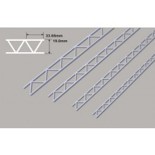 Open Webb Truss-19.0 x 33.65x 300mm
