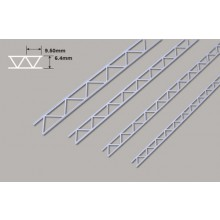 Open Webb Truss- 6.4 x 9.50 x 150mm