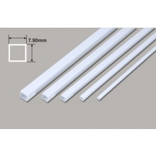 Square Tubing - 7.90 x 7.90 x 375mm