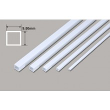 Square Tubing - 9.50 x 9.50 x 375mm