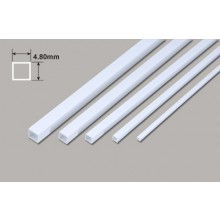 Square Tubing - 4.80 x 4.80 x 375mm