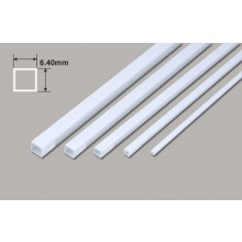 Square Tubing - 6.40 x 6.40 x 375mm