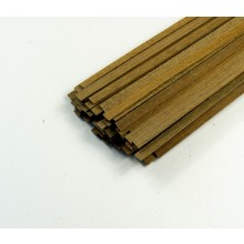 Walnut strip 0.6x3x1000mm
