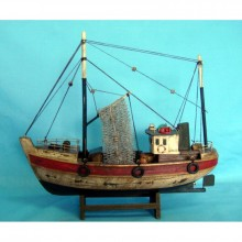 Pre-Painted Boat Kit Windmill Fishing Boat
