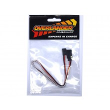Futaba 300 mm Heavy Duty Extension Wire 1pc - SKU 1847