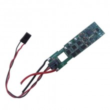 XK380 BRUSHLESS ESC (RED LIGHT)
