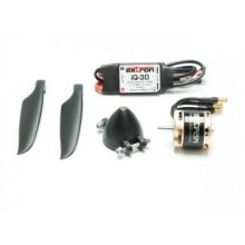 Extron Brushless Power set for Bjorn Glider Kit