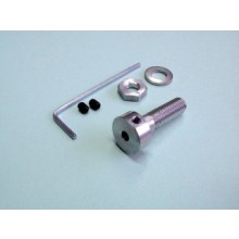 Propeller Coupler Aluminum 8/5.0mm