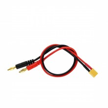 XT30 Charge Lead with 4MM Banana Plugs