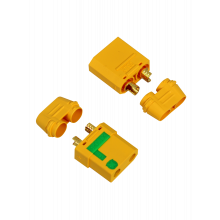 XT90 Anti-Spark Connectors (2 Pairs)