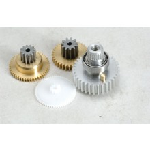 Gear Set - Servo S9451/9452/9072