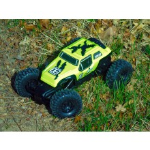 BSD 1/12 4WD Rock Crawler 2.4GHz Yellow