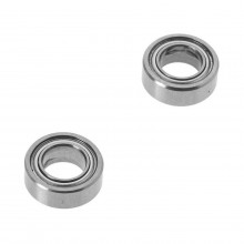 Ball Bearing 6x11x4mm (2) Nero