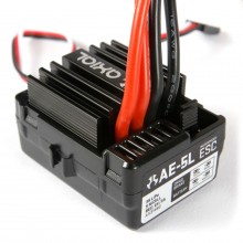 AE-5L ESC w/LED Port/Light