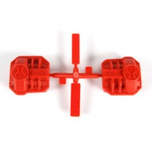 Differential Cover Red AX90059