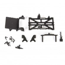 Chassis Parts Long Wheel Base 133.7mm: SCX24
