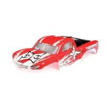 Body Red/White: 1/10 2WD/4WD Torment