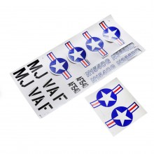 Decal Sheet: Vans RV-4 30cc