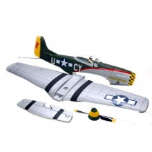 Replacement Airframe: P-51D BL