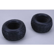 XTM Racing Tyre - Trackers w/Inserts (Pk2) XST