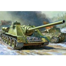 SOVIET SELF PROPELLED GUN SU-100