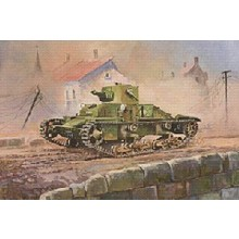 BRITISH LIGHT TANK MATILDA MKI