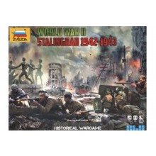 BATTLE FOR STALINGRAD WWII
