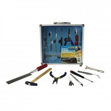Model Craft 13 piece Railway & Hobby Hand Tool Set