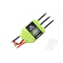 Mantis 25A BEC ESC (2-4 Cells)