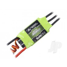 Mantis 35A BEC 5A ESC (2-4 Cells)