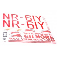 Decal-Gilmore