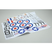 Decal Sheet Harvard 120